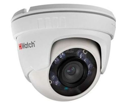 1MP, HDTVI/HDCVI/AHD/CVBS, HiWatch DS-T103-F