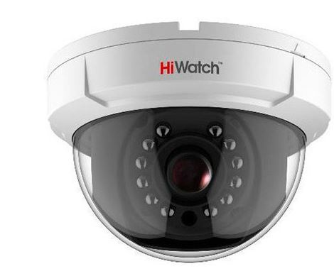 2MP, HDTVI/HDCVI/AHD/CVBS, HiWatch DS-T201-F