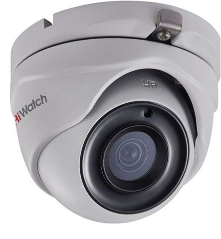 3MP, HDTVI dome, 2.8mm, EXIR, HiWatch DS-T303