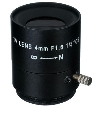 FEIHUA FH-0416F-3MP 4mm lencse