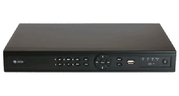 HD-TVI Tribrid DVR, 16cs. (Analóg, IP, HD-TVI 2.0)
